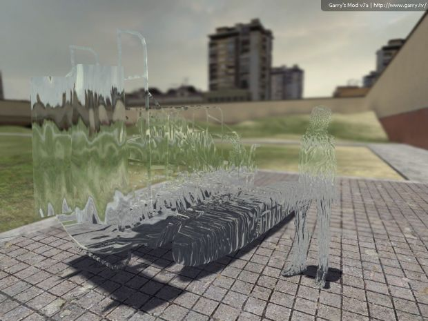 Water material image garrys mod for half life 2 mod db