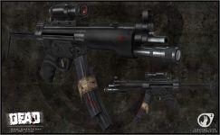 MP5 Skinned
