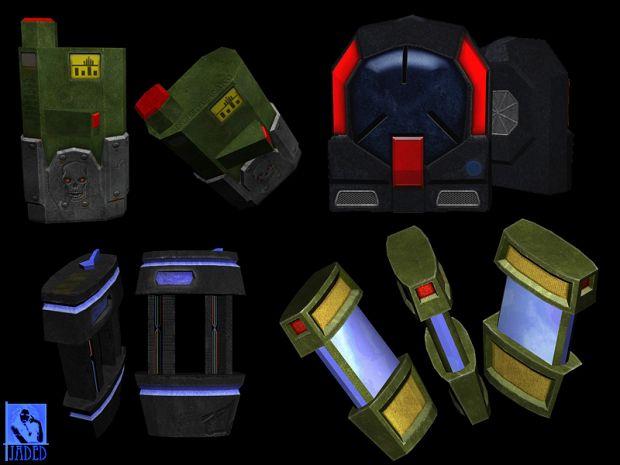 HDTP Grenade Set