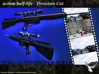 Semi Auto Sniper