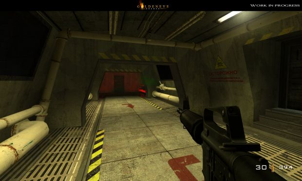 AR-33 Assault Rifle In-Game