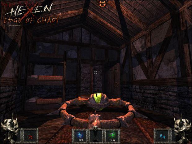 Hexen Edge Of Chaos screenshots