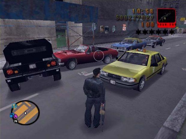 Shiny Cars image - Max Payne Mod for Grand Theft Auto III ...
