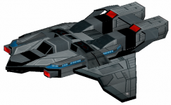 Peregrine - Federation Fighter