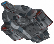 Defiant - Federation Escort Ship