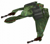 Bird Of Prey - Klingon Escort Ship