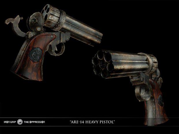 Are14 Heavy Pistol Render 2