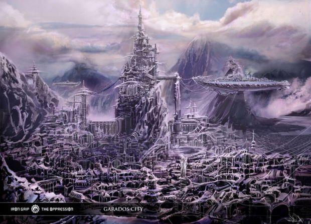 Garados City