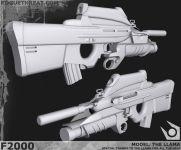 F-2000 Rifle