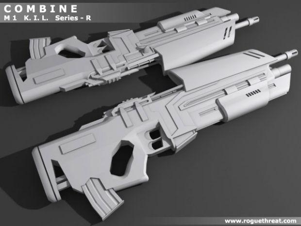 Combine- M1 K.I.L Series-R