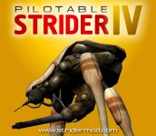 Pilotable Strider Mod 4 Cover