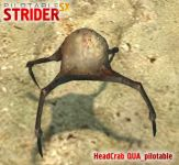QUA_Pilotable HeadCrab