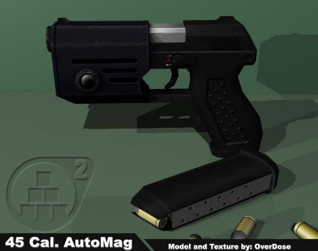 45 Cal. AutoMag