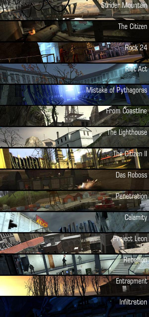 Half-Life 2 Substance mod - Mod DB