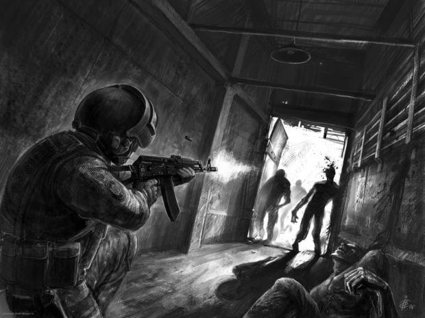 Paranoia Concept