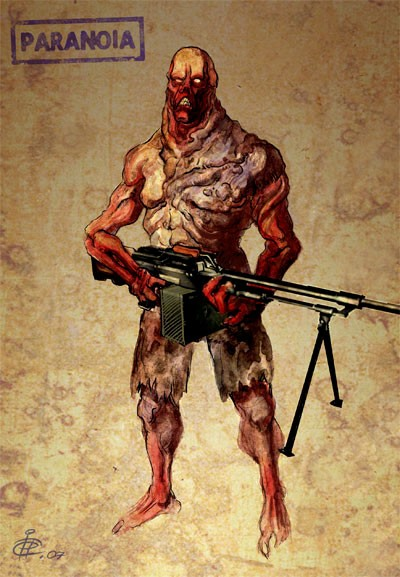 Clone mutant concept