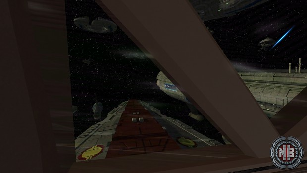 Republic Assault Cruiser Final