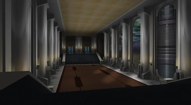 Classic Jedi Temple