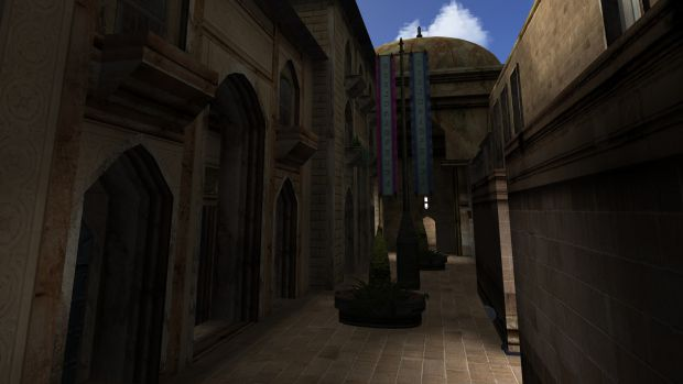 Theed Streets