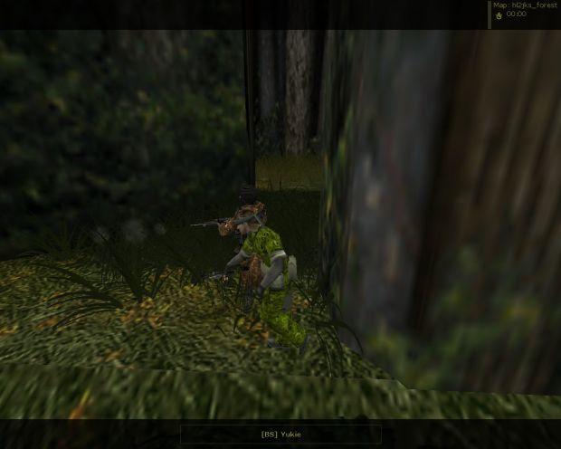 Snake Versus Monkey