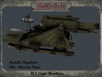 M1 Siege Howitzer