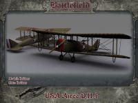 Airco DH4 USA