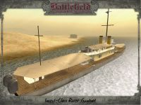 Insect Class Gunboat