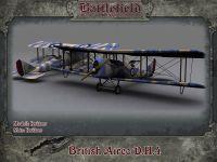 Airco DH4 England