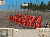 Minoan Militia Spearmen