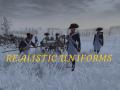 ETW REALISTIC UNIFORMS!