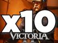 Victoria 2 x10