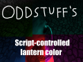 Script-Controlled Lantern Color