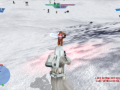 Lightsaber Deflection Fix