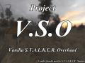 Project Vanilla Stalker Overhaul (VSO)