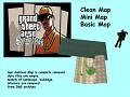 Clean Map - Mini Map for GTA SA