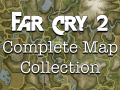 Far Cry 2: Complete Map Collection