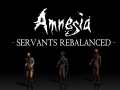 Servants Rebalanced