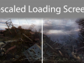 Upscaled Loading Screens