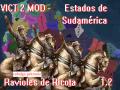 Victoria 2 MOD   Sudamerica States - Estados de Sudamérica 1.2