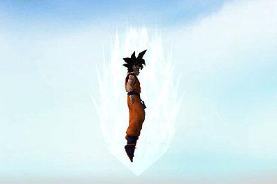 Goku & Aura Development