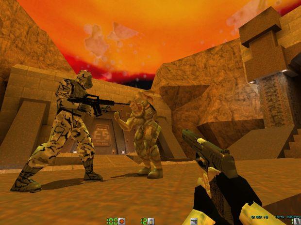 Coop image - Action Quake 2 bot mod for Quake 2 - Mod DB