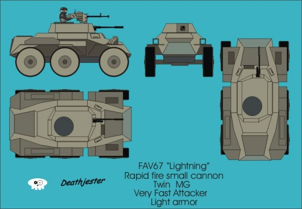 "The Fav65 ""Lightning"""