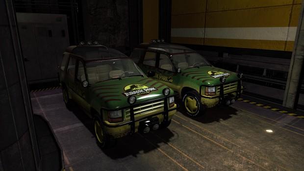 Explorer vehicles