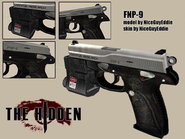 FNP-9 Pistol