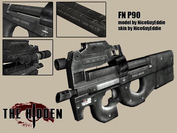 FN P90 SMG