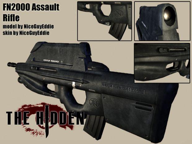 FN2000 Assault Rifle