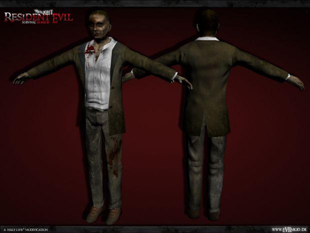 W.I.P Zombie