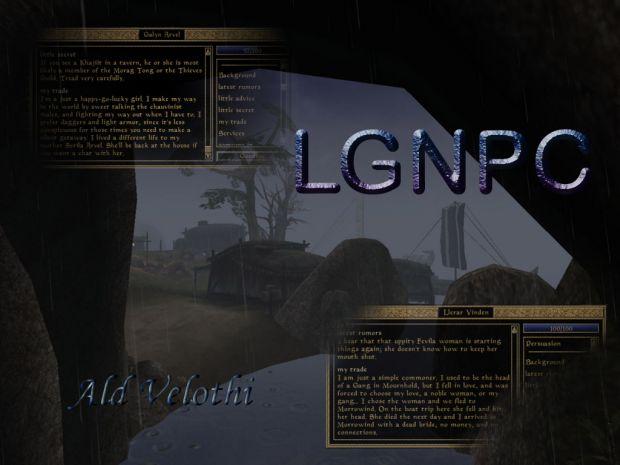 LGNPC Ald Velothi Poster