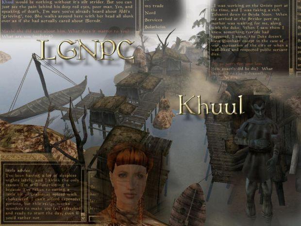 LGNPC Khuul Poster