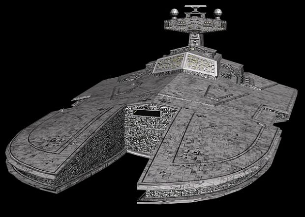 new Imperial Star Destroyer III